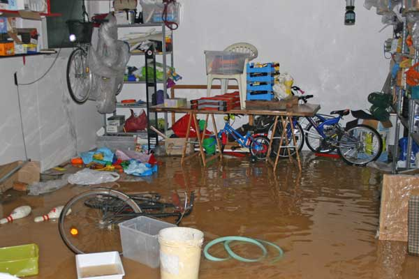 What Happens When Your Basement Floods in Richmond?